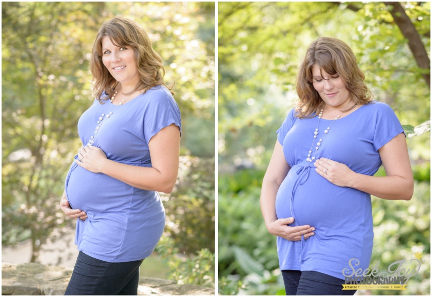 maternity photography greenville sc