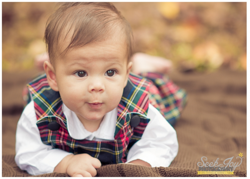 greenville baby photographer outdoor portraits
