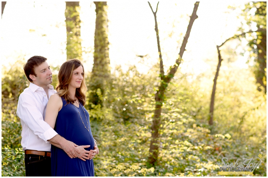 greer city park maternity session