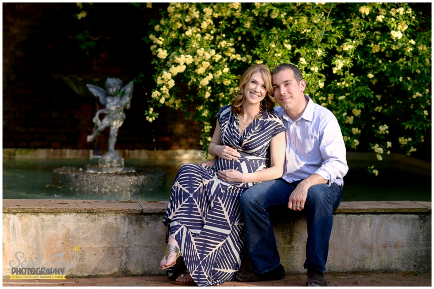 Furman Maternity Session