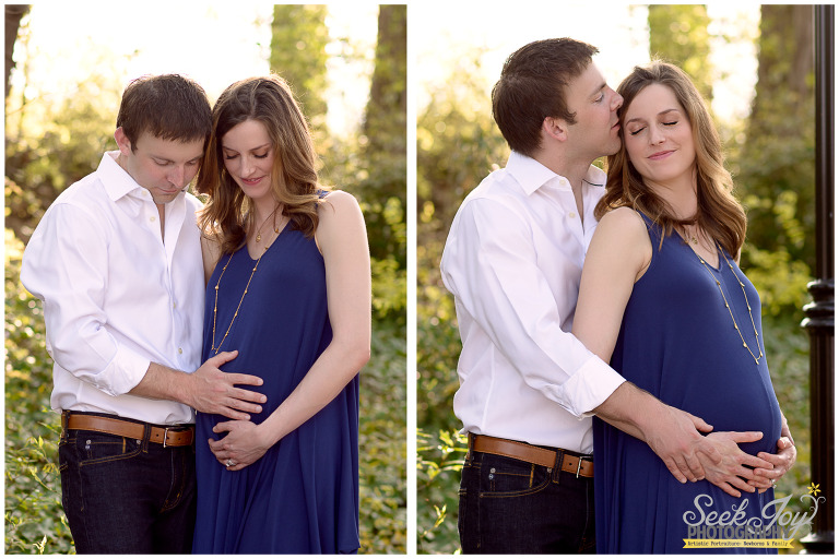 maternity photography in greer sc