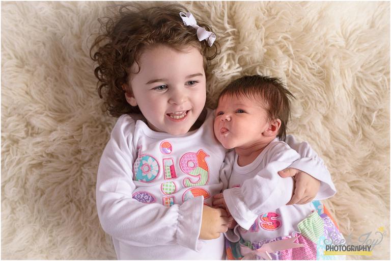 greenville newborn photography