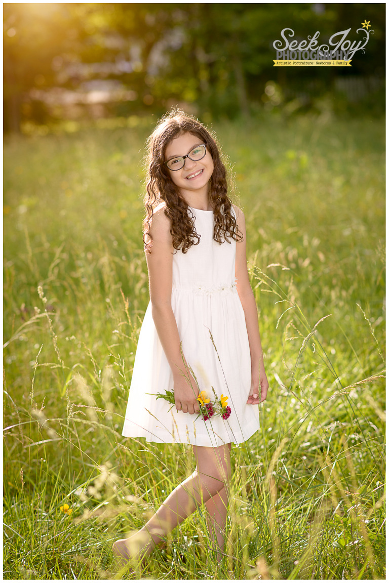 child photographer in greenville sc