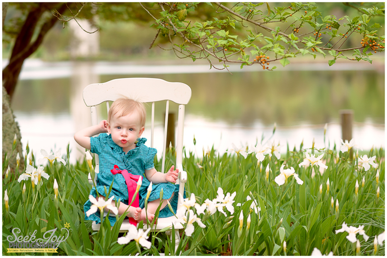 greenville baby photographer